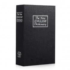 Книга-сейф (18см) Словарь черный