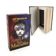 Книга-сейф со страницами В.Гюго