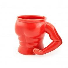 Чашка Бицепс (красная)
