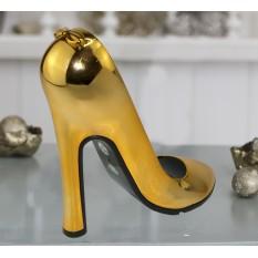 Декор для интерьера Туфелька золото