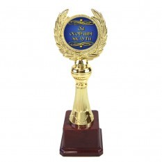 Статуэтка 57156 За особливі заслуги Лавровый венок