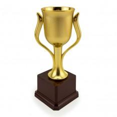 Кубок Поздравительный средний 18см