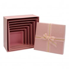 Коробка подарочная КП-1.4 (набор 7шт)