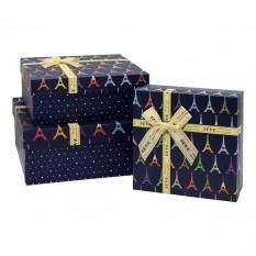 Коробка подарочная КП-2.1 (набор 3шт)