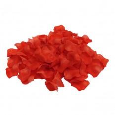 Лепестки роз (уп. 120шт) красные
