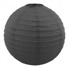 Декор подвесной Шар (25см) черный