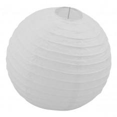 Декор подвесной Шар (30см) белый