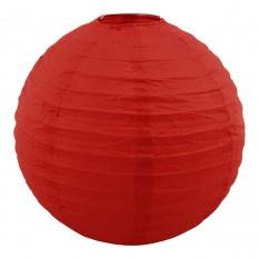 Декор подвесной Шар (35см) красный