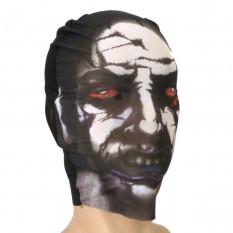 Маска чулок Зомби лысый