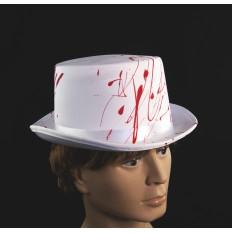 Шляпа кровавая Джек Потрошитель Цилиндр 9196