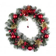 Рождественский венок ЛЕСНАЯ СКАЗКА 9233