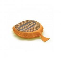 Подушка пердушка средняя 16см оранжевая